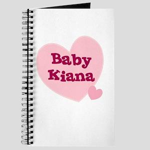 Baby Kiana Journal