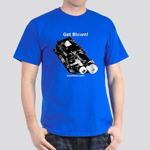 Get Blown - Supercharger - Dark T-Shirt
