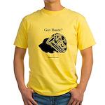 Got Boost? - Turbo - BoostGear - Yellow T-Shirt