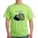 Got Boost? - Turbo - BoostGear - Green T-Shirt