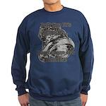 Don't Mean It's Broken! - Diesel Sweatshirt (dark)