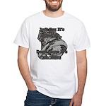 Don't Mean It's Broken! - Diesel - White T-Shirt