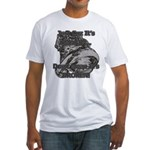Don't Mean It's Broken! - Diesel - Fitted T-Shirt