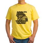 Don't Mean It's Broken! - BoostGear Yellow T-Shirt