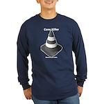 Cone Killer! - Auto-X - Long Sleeve Dark T-Shirt