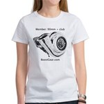 Boost Gear - 90mm + Club - Women's T-Shirt