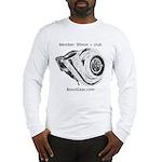 Boost Gear - 90mm + Club - Long Sleeve T-Shirt