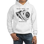 Boost Gear - 90mm + Club - Turbo Hooded Sweatshirt