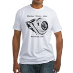 Boost Gear - 70mm + Club - Fitted T-Shirt