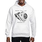 Boost Gear - 70mm + Club - Hooded Sweatshirt