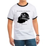 This one time at the drag strip... Ringer T-Shirt
