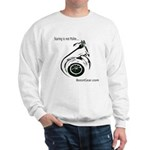 Staring is not Polite - BoostGear - Sweatshirt