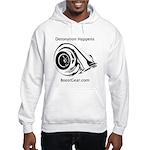 Detonation Happens - BoostGear - Hooded Sweatshirt