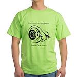 Detonation Happens - BoostGear - Green T-Shirt