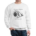 Detonation Happens - BoostGear - Turbo Sweatshirt