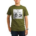 Where's My Second Gear? - Organic Men's T-Shirt (d
