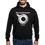 Rear End Destructor! - Hoodie (dark)