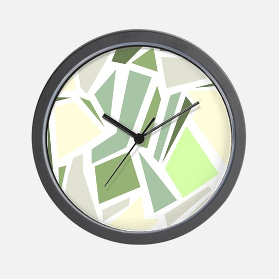 Tesseract experiment Wall Clock