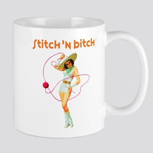 Official STITCH 'N BITCHT Mug