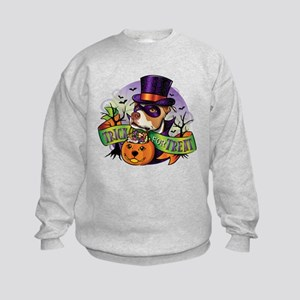Trick for Treat Kids Sweatshirt