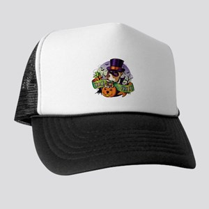 Trick for Treat Trucker Hat