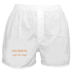 Drummers Can't Be Beat Boxer Shorts