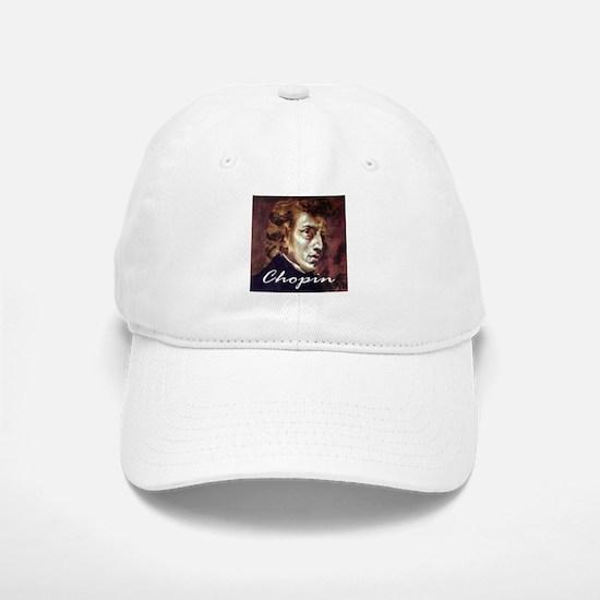 Chopin Baseball Baseball Cap