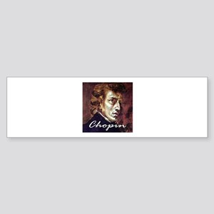 Chopin Bumper Sticker