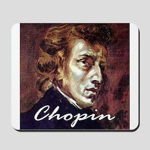 Chopin Mousepad