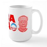 Obamao Large Mug