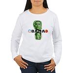 Obamao Women's Long Sleeve T-Shirt