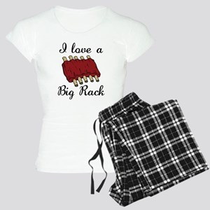 I Love A Big Rack Women's Light Pajamas