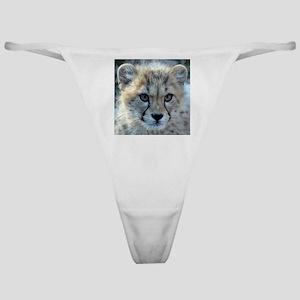 Cheetah Cub Classic Thong