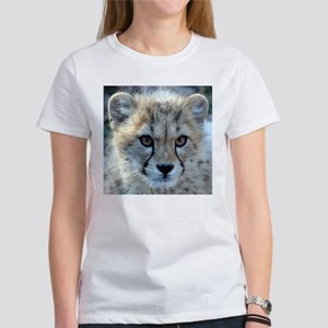 Cheetah Cub Women's T-Shirt