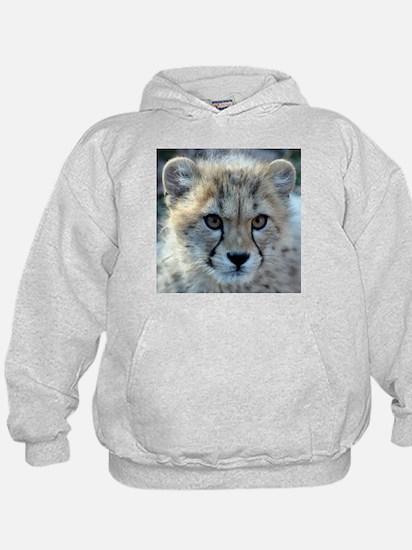 Cheetah Cub Hoodie