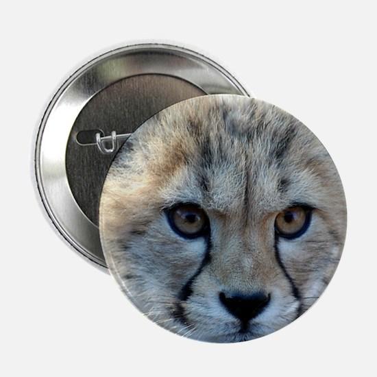 Cheetah Cub Button