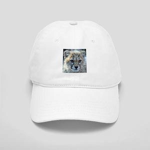 Cheetah Cub Cap