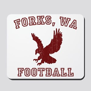 Forks Football Mousepad