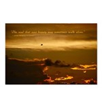 Soul That Sees Beauty Postcards (Package of 8)