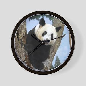Giant Panda Bears Wall Clock