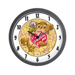"Bailey's ""U R SPECIAL 2 ME"" Wall Clock"