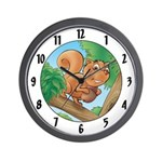 Scrappy's Wall Clock