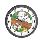 "Rodney's ""babysitting"" Wall Clock"