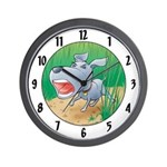 Poindexter's Wall Clock