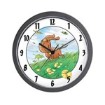 Harland's Wall Clock