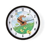 Harland's Wall Clock