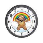 Cubby's Wall Clock