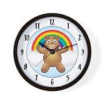 Cubby's Wall Clock