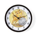 Casey's Wall Clock