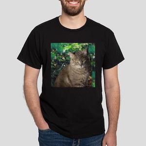 Domestic Shorthair Dark T-Shirt